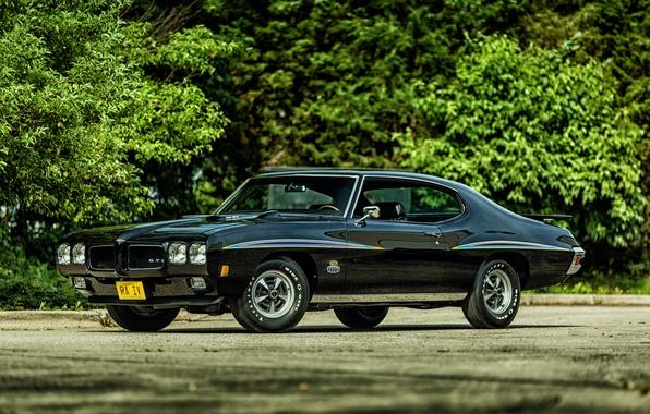 Picture coupe, Coupe, Pontiac, GTO, 1970, Pontiac, Hardtop