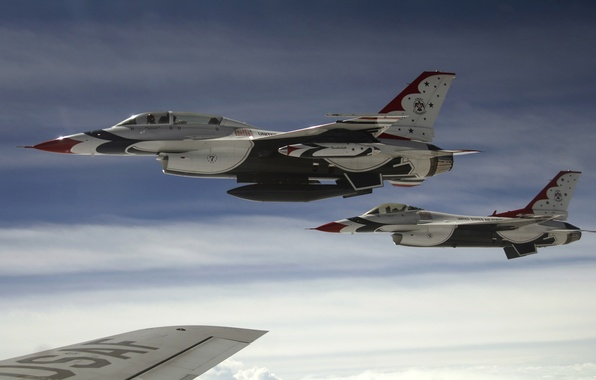 Picture fighter, general, fighting, falcon, f-16, dynamics, thunderbirds
