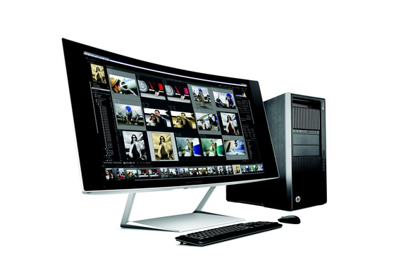 Picture computer, CPU, monitor, PC, HP, HP Z840 Desktop Workstation, workstation, HP Z840 Workstation, HP Z840