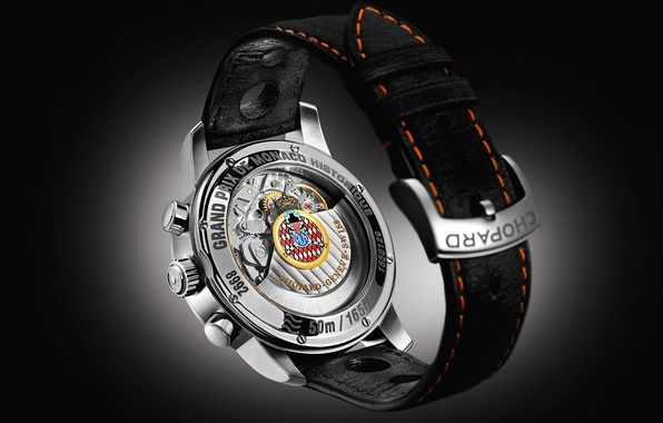 Picture Watch, Monaco Grand Prix, Chronograph, Chopard, Louis-Ulysse Chopard, Swiss Luxury Watches, Louis-Ulysses Chopart