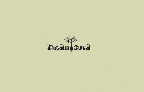 Picture tree, the game, logo, font, masterpiece, botanicula