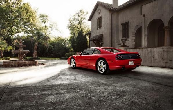 Picture Ferrari, Ferrari, GTS, F355, 1994