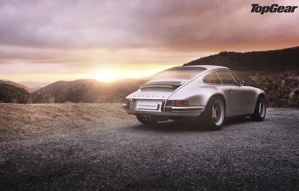 Picture nature, Porsche, top gear, porsche 911, hd wallpaper