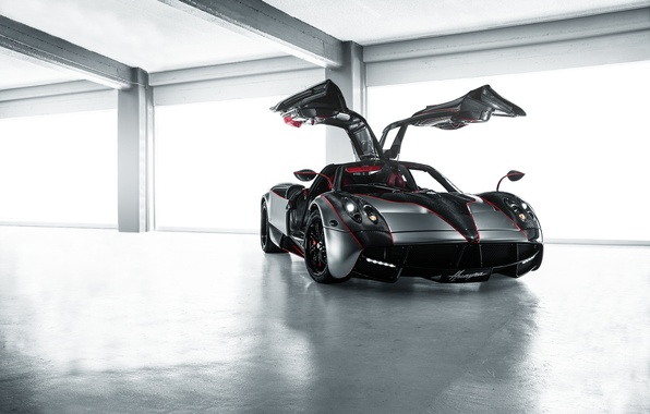 Picture Pagani, Front, Supercar, To huayr, Italian, Exotic, Doors, SS Customs