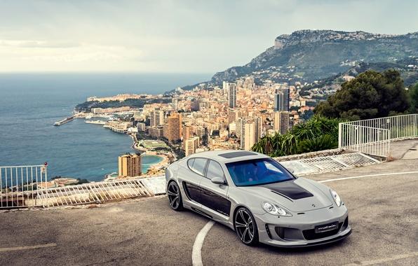 Picture Porsche, Panamera, Porsche, Gemballa, Panamera, Mistrale