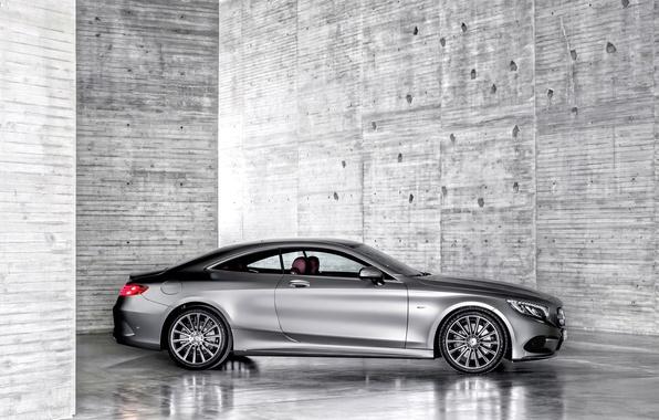 Picture car, coupe, Mercedes-Benz, mercedes, Mercedes, S-Class Coupe