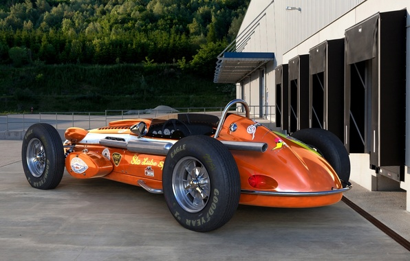 Picture Concept, background, Roadster, the concept, rear view, and, by Zolland Design, Indy, Loors of Sweden