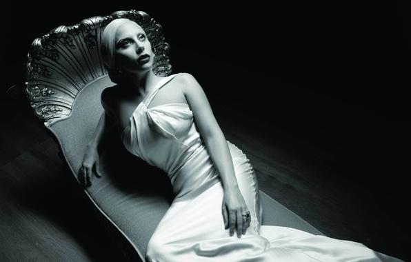 Picture girl, style, black, dark, actress, dark, singer, black, fashion, celebrity, fashion, singer, Lady Gaga, Hotel, …