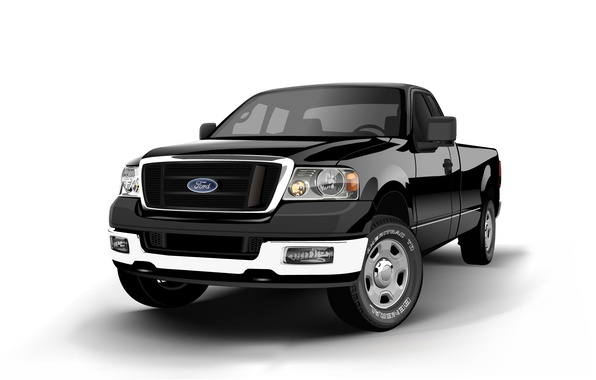 Picture Ford, vector, pickup, F-150
