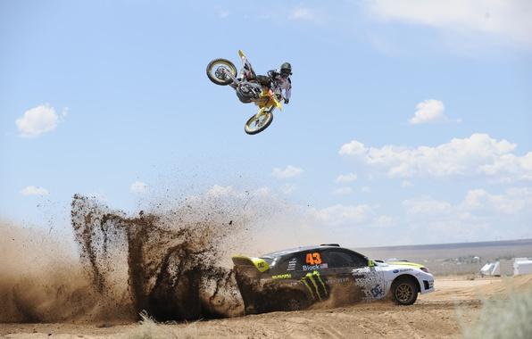 Picture machine, auto, Wallpaper, motorcycle, wallpaper, flight, subaru, cars, Subaru, top gear, the trick, top gir
