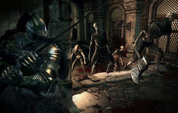 Picture the game, game, RPG, RPG, Dark Souls III, Dark Souls 3