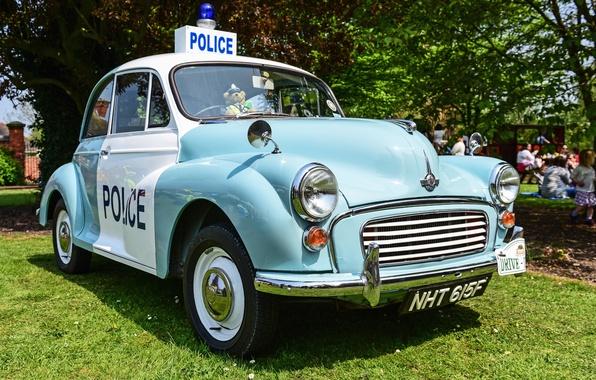 Picture retro, classic, Police, 1967
