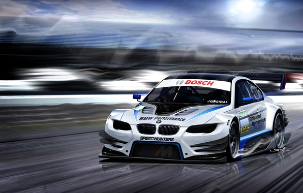 Picture tuning, speed, BMW