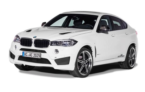 Picture BMW, BMW, xDrive, AC Schnitzer, F16, ACS6, 2015, ZA-spec