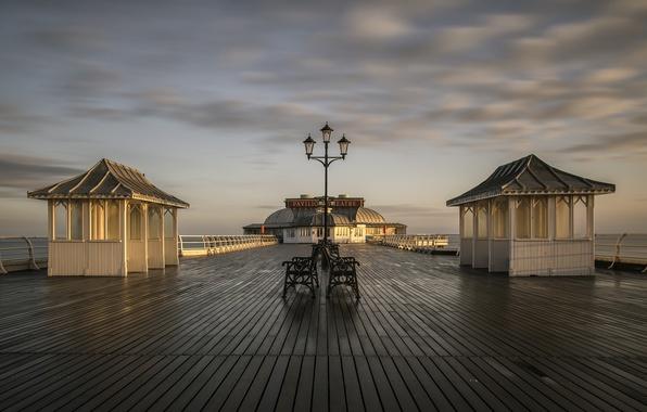 Picture england, pier, norfolk
