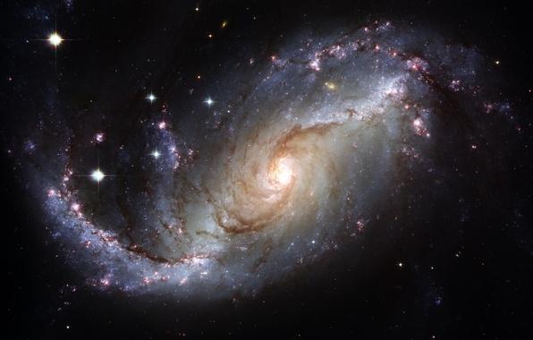 Picture stars, spiral, Galaxy