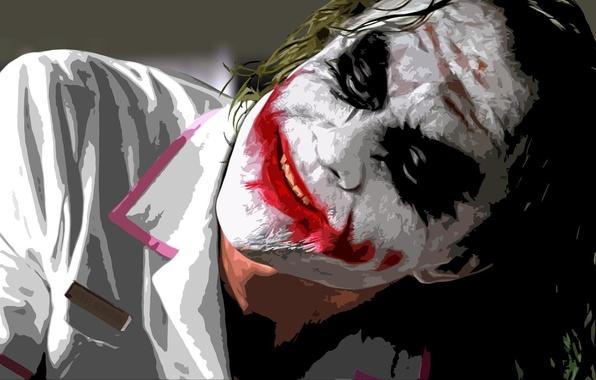 Picture Joker, the film, the dark knight, nurse, comic, Joker