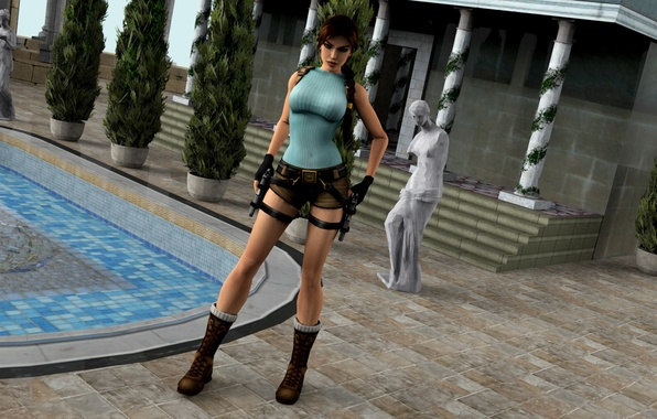 What Do Archaeologists Think of 'Tomb Raider'?