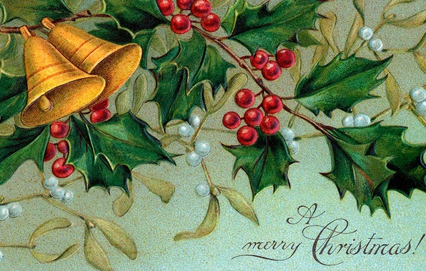 Picture Winter, New year, christmas, Winter, happy new year, merry, December, December