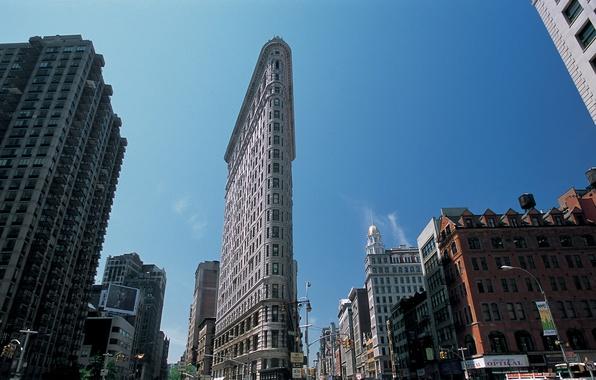 Picture the sky, Wallpaper, street, wallpaper, America, new York, Manhattan, USA, skyscrapers, Manhattan, new york, iron, …