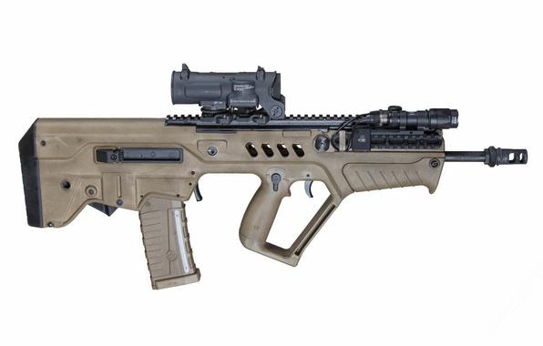 Picture weapons, background, machine, rifle, assault, Tavor, TAR-21