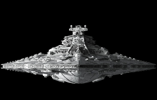 Picture fiction, the film, Wallpaper, Ship, Star Wars, Star wars, space, Star Destroyer, George Lucas