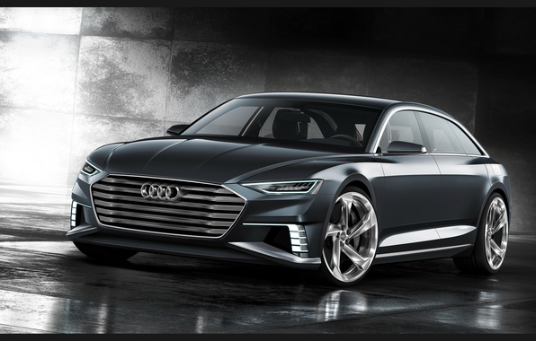 Picture Concept, Audi, Audi, universal, Before, 2015, Prologue, avant, prologue