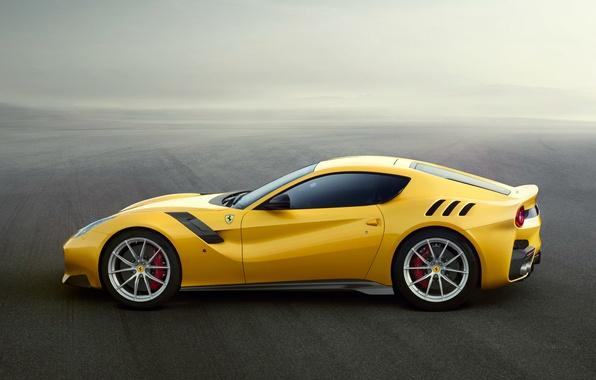 Picture Ferrari, supercar, Ferrari, F12