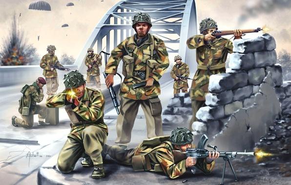 Солдаты арт 7