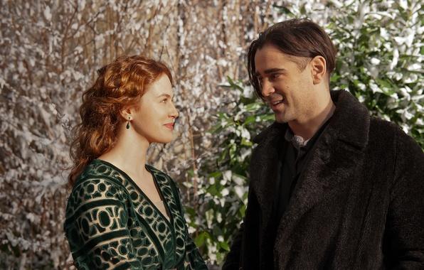 Picture spring, fantasy, romance, Colin Farrell, Colin Farrell, Love through time, Jessica Brown-Findlay, Winters Tale, Jessica …