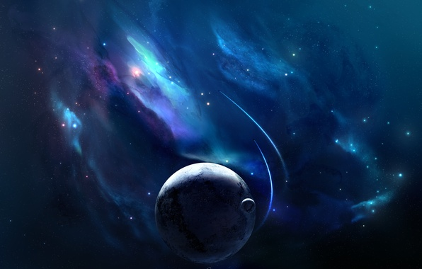 Picture Space, Planet, Planets, Nebulae, Stars, Space, Spacecrafts