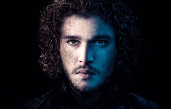 Picture Series, Game of Thrones, Winterfell, Jon Snow, Kit Harington, HBO, son of the late Lord …