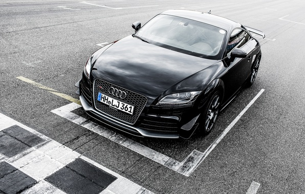 Picture Audi, Audi, coupe, black, Black, Coupe, 2015, HPrfomance