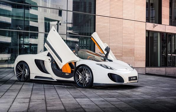Picture McLaren, door, supercar, supercar, Gemballa, MP4-12C, GT Spider