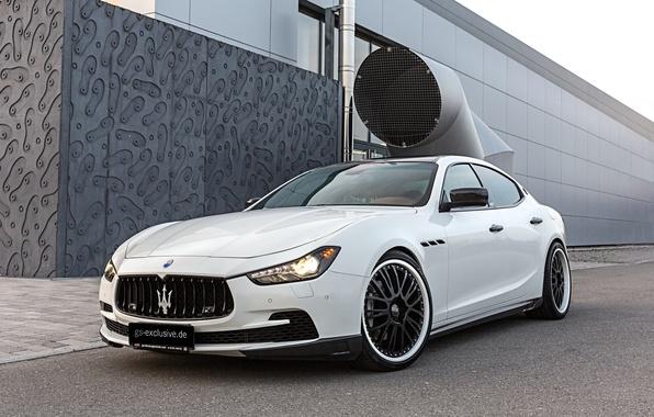 Picture Maserati, Maserati, Ghibli, Gib, 2015, G&S Exclusive