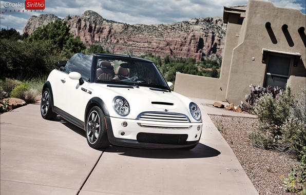 Picture machine, auto, Mini, auto, Cooper S, Charles Siritho, Sidewalk Edition