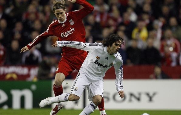 Picture field, football, sport, the ball, fight, sport, wallpapers, football, Liverpool, Fernando Torres, Fernando Torres, Champions …