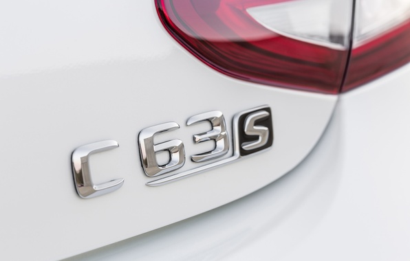 Picture Logo, Mercedes, Coupe, C63 AMG S
