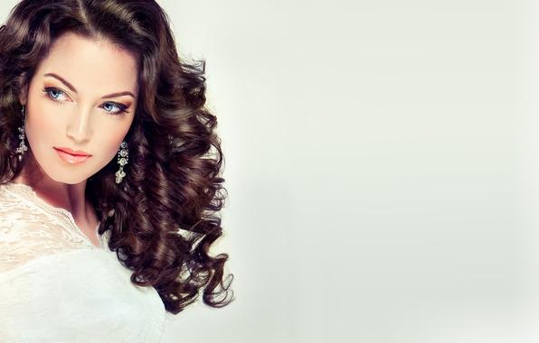 earrings girl hair makeup - photo #19
