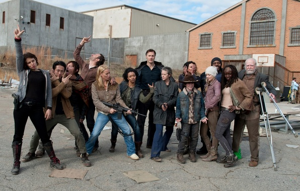 Picture zombies, Maggie, zombie, the series, Sasha, characters, prison, serial, Beth, Andrea, The Walking Dead, The …