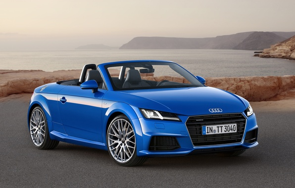 Picture Audi, Roadster, 2015
