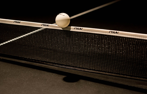 Wallpaper Mesh The Ball Ping Pong Table Tennis Images For Desktop Section