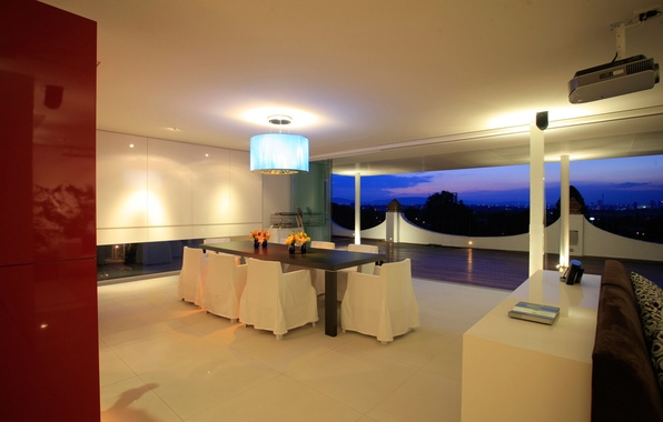 Picture design, house, style, Villa, interior, penthouse, living space