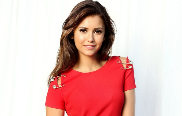 Picture girl, actress, Nina Dobrev, Nina Dobrev, celebrity
