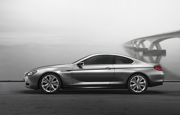 Picture Concept, BMW, coupe, BMW, the concept, Coupe, F13, 6-Series
