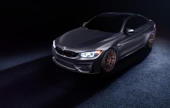 Picture BMW, Car, Front, Bridge, Parking, Top, Mode, Carbone