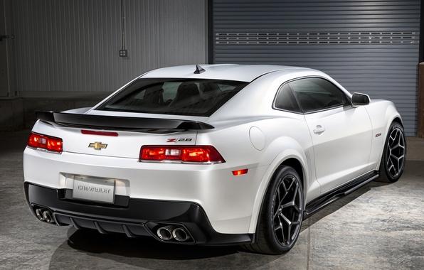 Picture auto, Chevrolet, Camaro, Chevrolet, back, Z/28