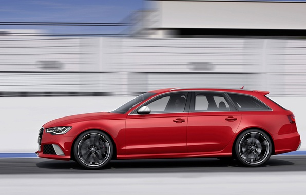 Picture Audi, Before, RS6