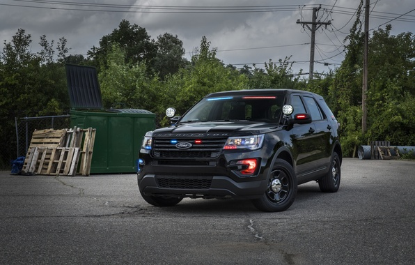 Picture Ford, Ford, Police, Explorer, Explorer