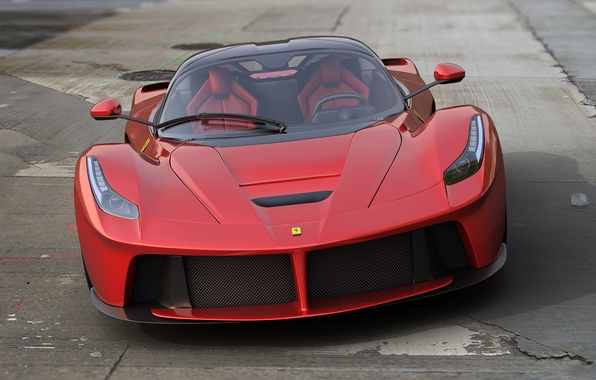 Picture Ferrari, Hypercar, LaFerrari, dangeruss, hybrid supercar, F70/F150